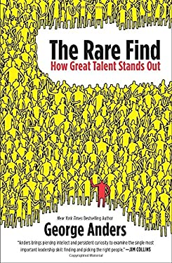 The Rare Find: How Great Talent Stands Out 9781591845621