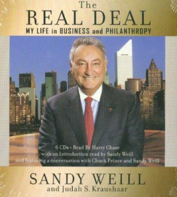 The Real Deal: My Life in Business and Philanthropy 9781594836336