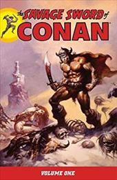 The Savage Sword of Conan, Volume 1 7278224