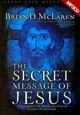 The Secret Message of Jesus 9781596443662
