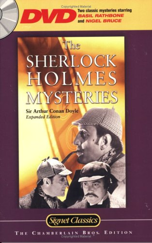 The Sherlock Holmes Mysteries [With DVD] 9781596091764