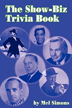 The Show-Biz Trivia Book 9781593931346