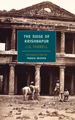 The Siege of Krishnapur 9781590170922