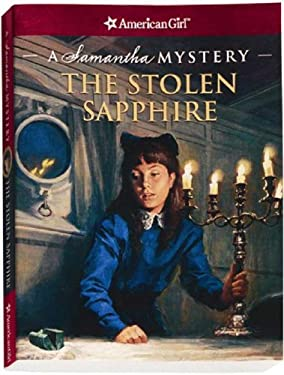 Stolen Sapphire : A Samantha Mystery