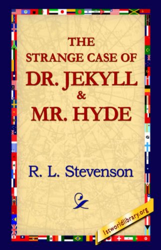 an analysis of society in the novel dr jekyll and mr hyde by robert stevenson Freud's personality theory in literature  jekyll and mr hyde in robert louis stevenson's book can be shown as  dr jekyll and mr hyde with stevenson's .