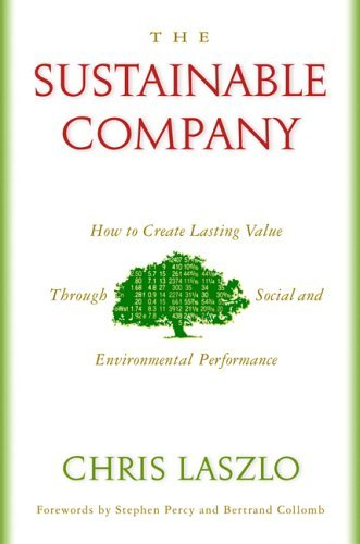 The Sustainable Company: How to Create Lasting Value Through Social and Environmental Performance 9781597260183