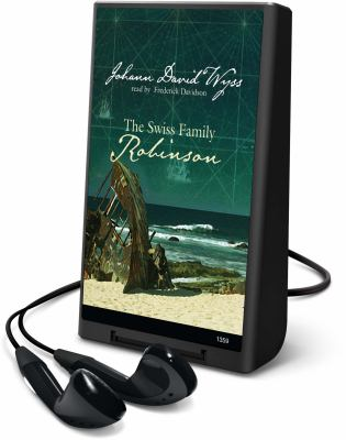 The Swiss Family Robinson [With Headphones] 9781598959482