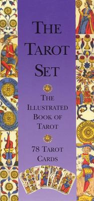 The Tarot Set: The Illustrated Book of Tarot
