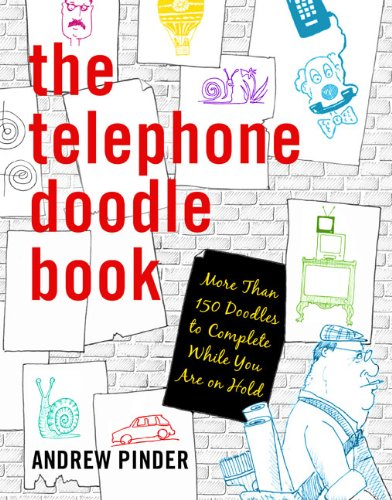 The Telephone Doodle Book 9781592405602