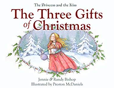 The Three Gifts of Christmas: Book with Audio CD