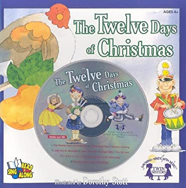 The Twelve Days of Christmas [With CD (Audio)] 9781599224152