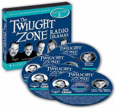 The Twilight Zone Radio Dramas Collection 3