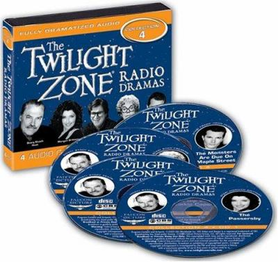 The Twilight Zone Radio Dramas Collection 4 9781591710646