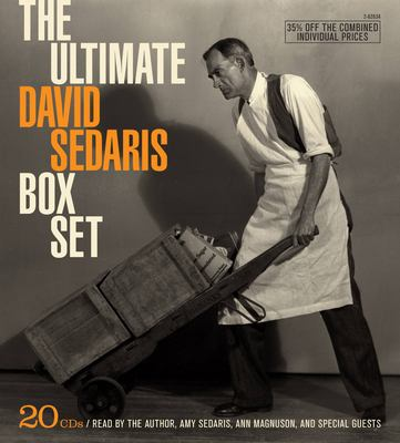 The Ultimate David Sedaris Box Set: 9781594836343