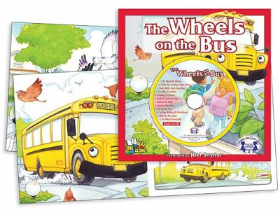 The Wheels on the Bus [With Paperback Book] 9781599223711