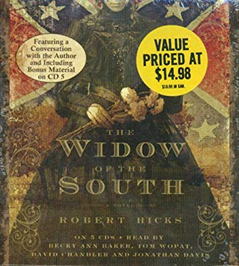 The Widow of the South 9781594835797