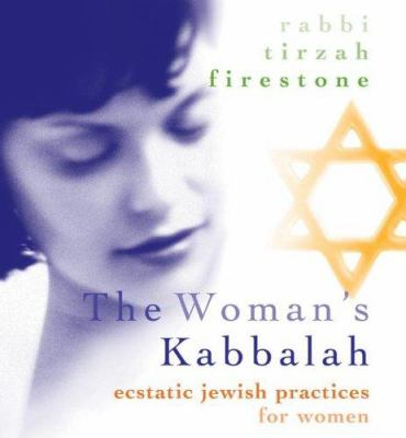 The Woman's Kabbalah 9781591793731
