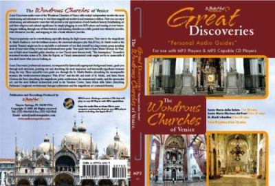The Wonderous Churches of Venice 9781599711416