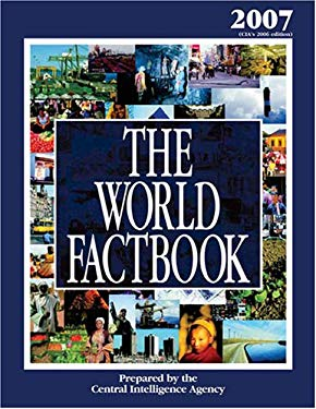The World Factbook: (CIA's 2006 Edition) 9781597971096