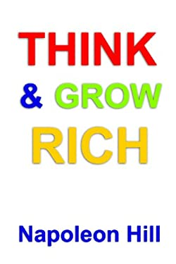 Think and Grow Rich 9781599869964