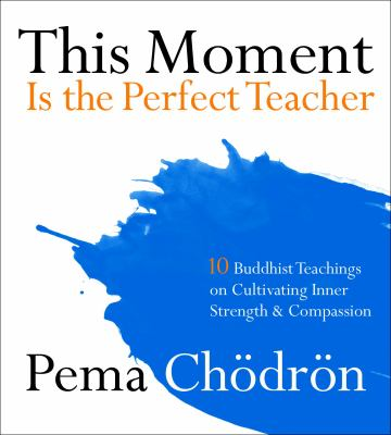 This Moment Is the Perfect Teacher: Ten Buddhist Teachings on Cultivating Inner Strength and Compassion 9781590304938