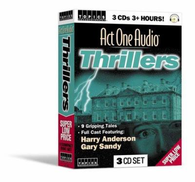 Thrillers 9781591503835