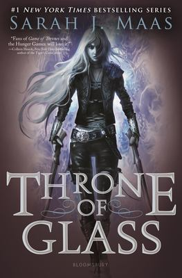 Throne of Glass 9781599906959