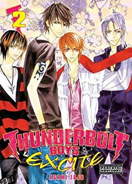 Thunderbolt Boys Excite, Volume 2 9781598830880