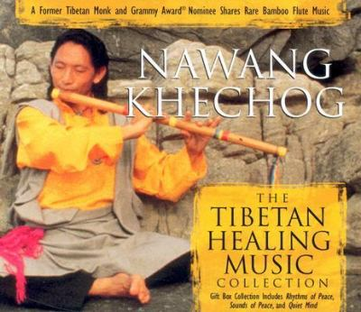 Tibetan Healing Music Collection 9781591790167