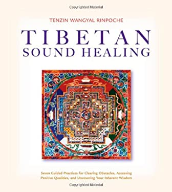 Tibetan Sound Healing [With CD] 9781591794271