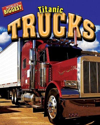 Titanic Trucks 9781597169578
