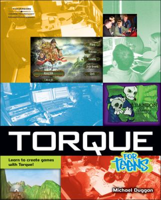 Torque for Teens [With CDROM] 9781598634099