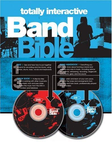 Totally Interactive Band Bible [With Tutor BookWith CDWith DVD] 9781592238217
