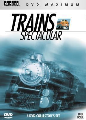 Trains Spectacular 9781591505648
