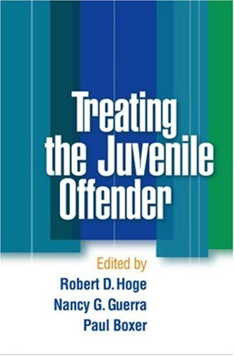 Treating the Juvenile Offender 9781593856397