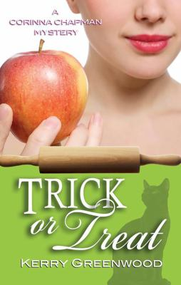 Trick or Treat: A Corinna Chapman Mystery 9781590588055