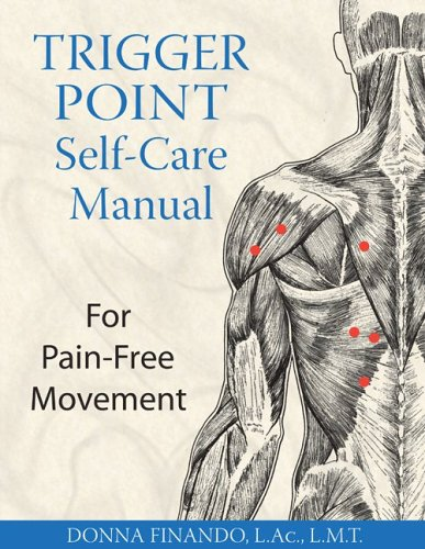 Trigger Point Self-Care Manual: For Pain-Free Movement 9781594770807