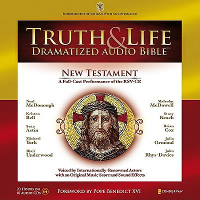 Truth and Life Dramatized New Testament-RSV 9781591713258