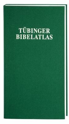 Tubinger Bibelatlas/Tubingen Bible Atlas 9781598562880
