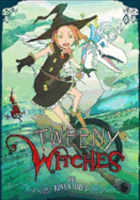 Tweeny Witches: The Adventures