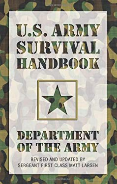 U.S. Army Survival Handbook 9781599214511