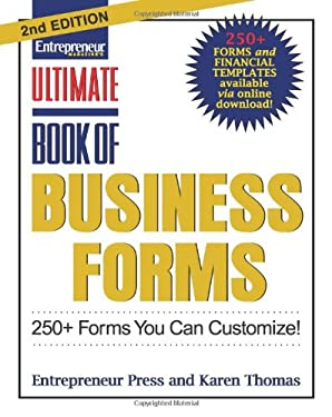 Ultimate Book of Business Forms 9781599183794