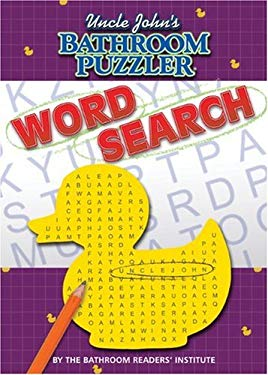Uncle John's Bathroom Puzzler: Word Search 9781592238835