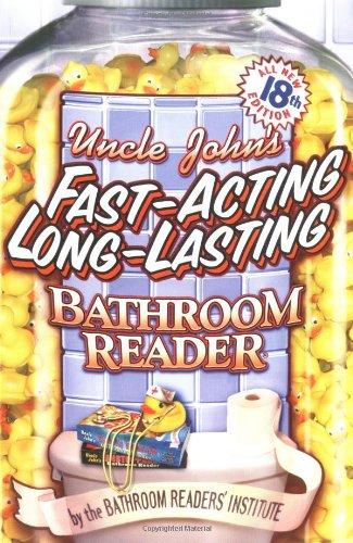 Uncle John's Fast-Acting Long-Lasting Bathroom Reader 9781592234837