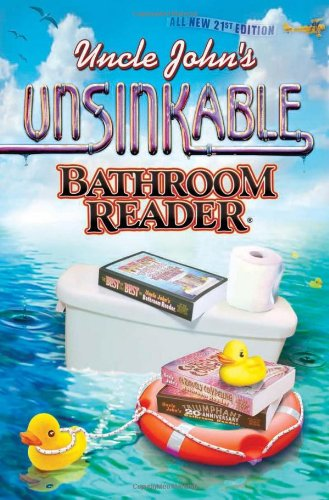 Uncle John's Unsinkable Bathroom Reader 9781592239160