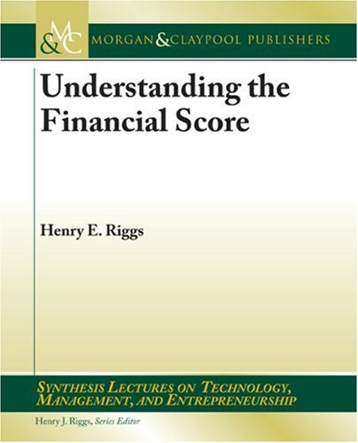 Understanding the Financial Score 9781598291681