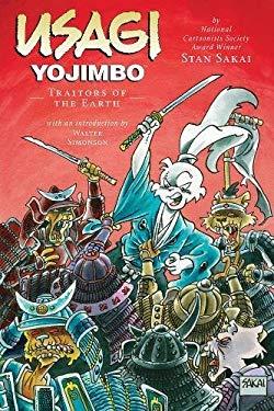 Usagi Yojimbo Volume 26: Traitors of the Earth