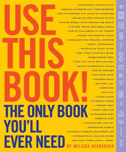 Use This Book! 9781594740978