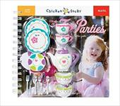 Utterly Elegant Tea Parties: For Dolls, Daddies, & Other Guests [With Mini-Tea Set-Cups, Saucers, Plates, Silverware, Po and Punch 7257318