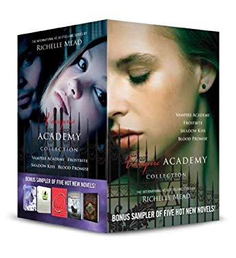 Vampire Academy Box Set 1-4 9781595144331